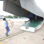 OCs being airlifted to Goa