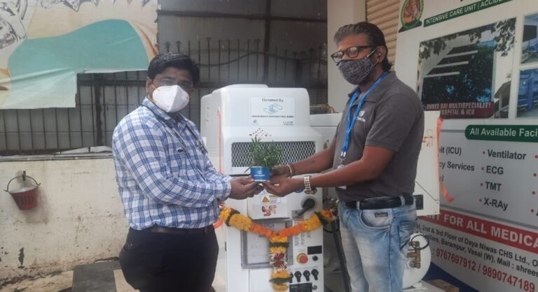 Installation of 160LPM at St Theresa in Bangalore